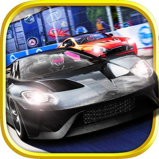 Real Car Traffic Racer iOS App