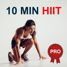 10 Min HIIT Workout Challenge PRO - Build muscles