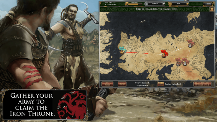 Game of Thrones Ascent Screenshot