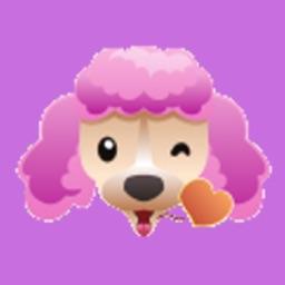 PoodleMojis - Emojis for Poodle Lovers!