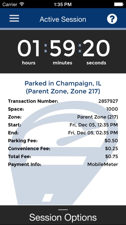 MobileMeter screenshot-3
