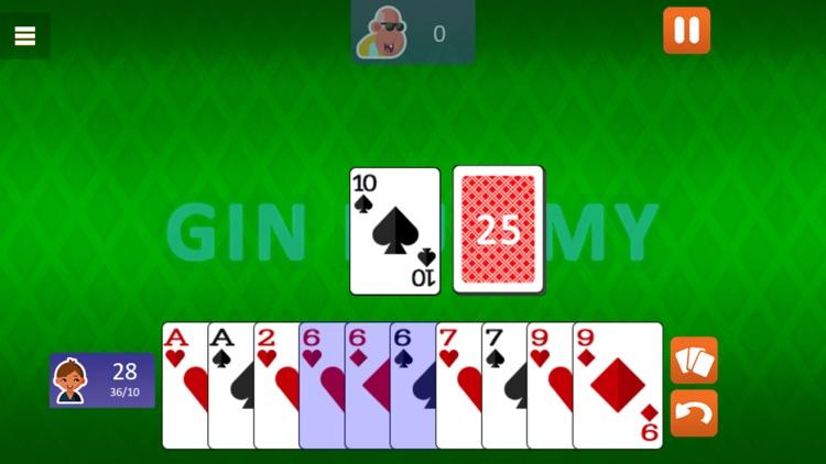 Gin Rummy - Card Game screenshot-4