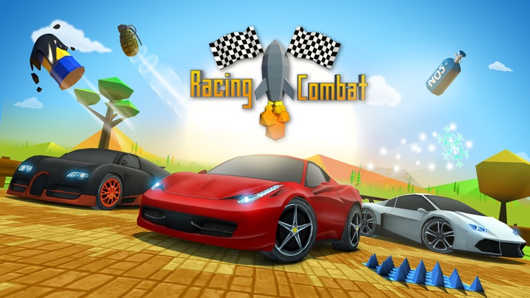 Racing Combat screenshot-0
