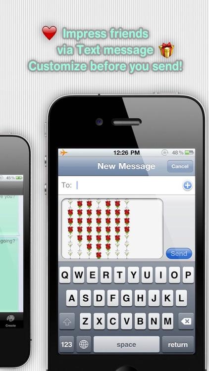 emoji 2 emoticon art screenshot-3