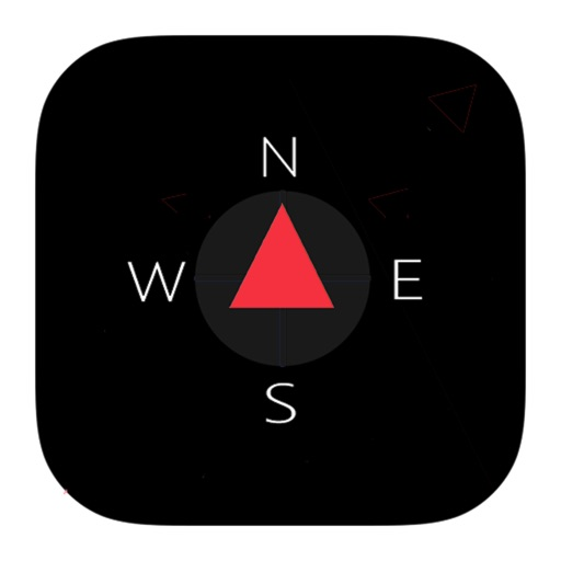 Compass Now - Digital Magnetic True North Heading icon