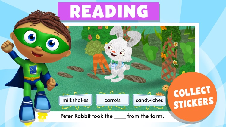 Super Why! Power to Read screenshot-3