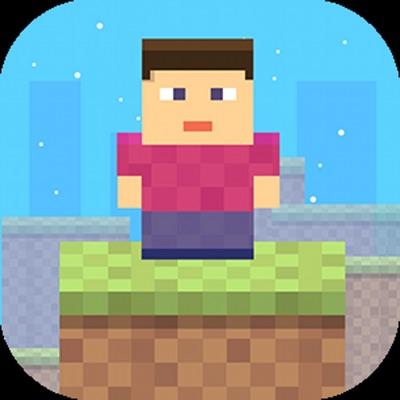 Pixel Boy Spike Jumper ios app