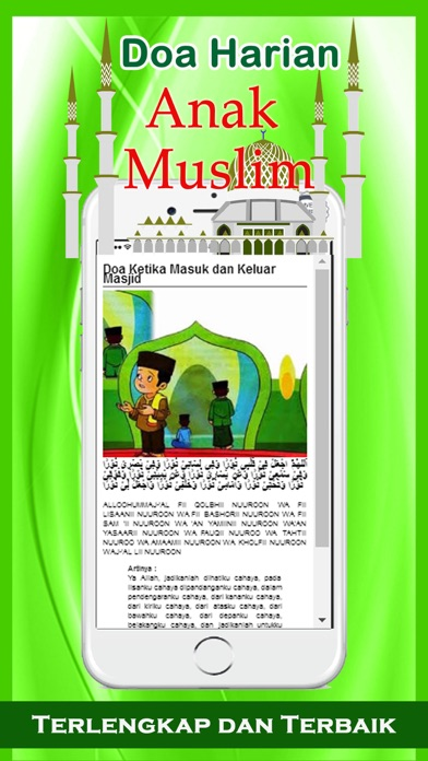 Doa Harian Anak Muslim 3