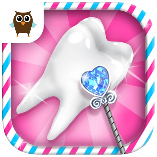 Sweet Baby Girl Tooth Fairy - Little Fairyland icon