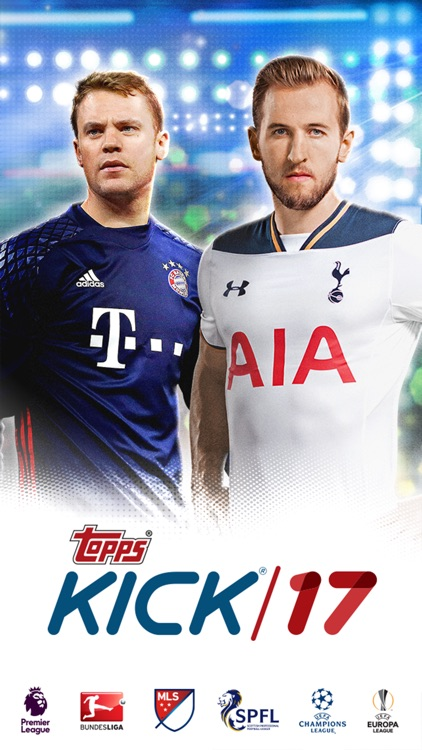 KICK: Official Football Card Trader screenshot-0