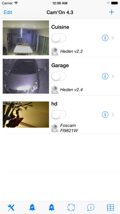 Top 10 Apps like Foscam Ip Control for iPhone & iPad