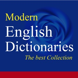 Modern Deluxe English Dictionaries Collection