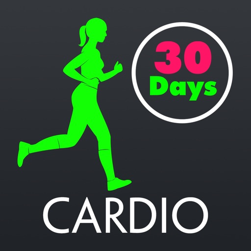 30 Day Cardio Fitness Challenges ~ Daily Workout