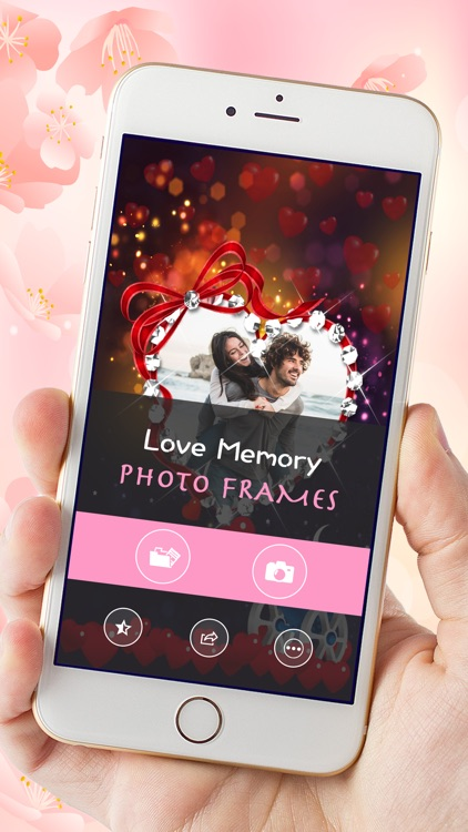 Love Memory Photo Frames