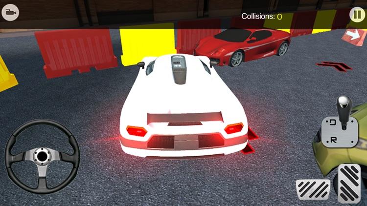 Cargo Car Parking Game 3D Simulator