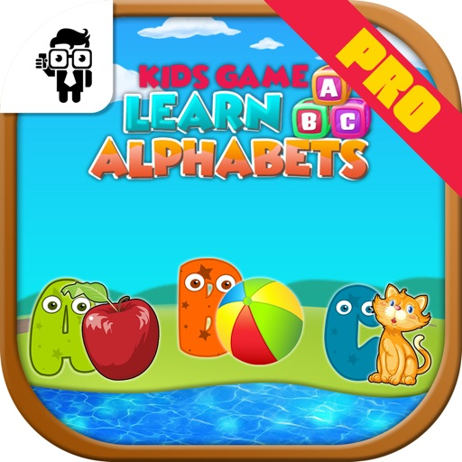 Pro Kids Fun Game Learn Alphabets