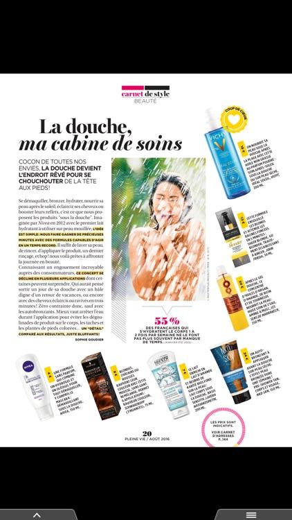 Pleine Vie Magazine screenshot-3