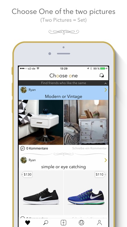 Choose One - Find Friends screenshot-0