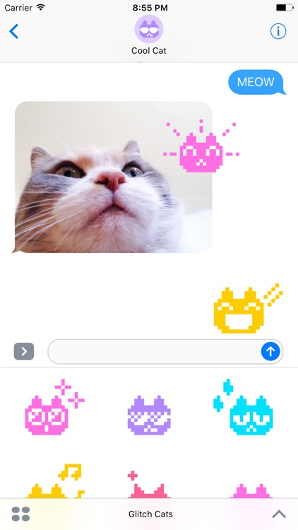 Glitch Cats screenshot-1