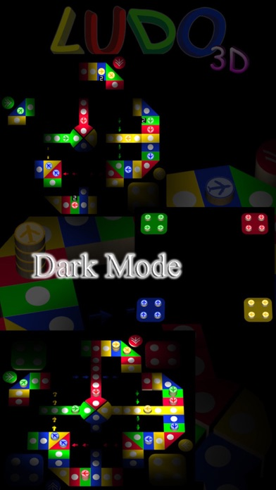 Ludo 3D : Aeroplane Chess Screenshots