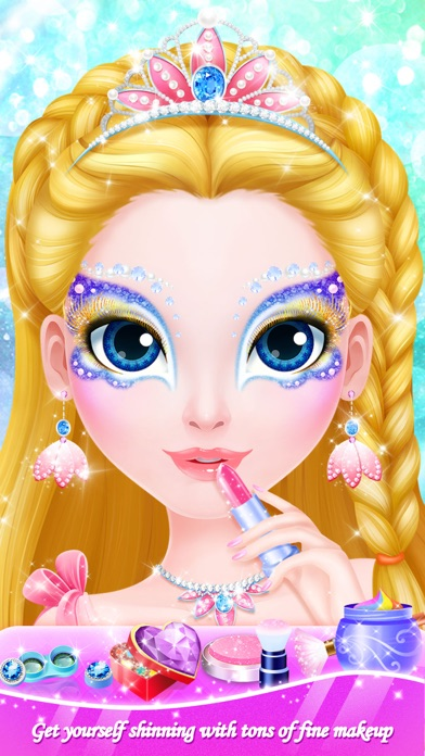 Sweet princess makeup party girls dressup games by libii stars inc sweet princess makeup party girls dressup games by libii stars inc ios united states searchman app data information solutioingenieria Choice Image
