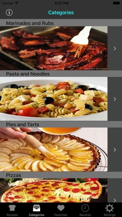 Kitchenbook screenshot-3