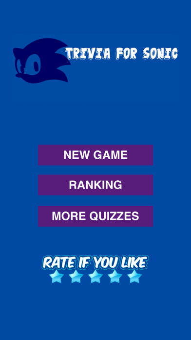 Trivia For Sonic The Hedgehog Free Fun Quiz By Bogdan Stanescu More Detailed Information Than App Store Google Play By Appgrooves Entertainment 10 Similar Apps 202 Reviews