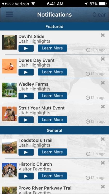 Story Road Utah screenshot-4