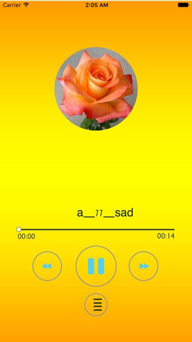 اغاني حزينةلقطة شاشة3