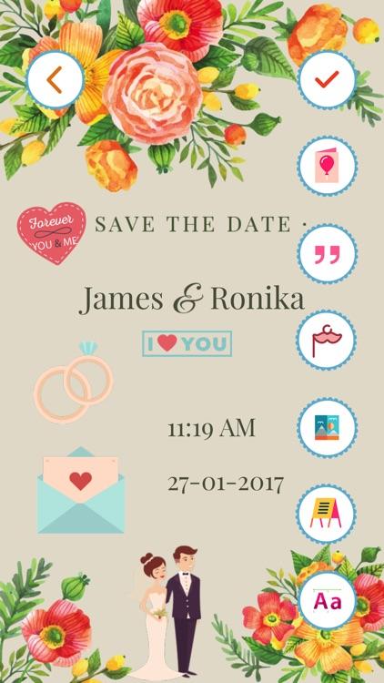 Wedding invitation card maker by bhavik savaliya wedding invitation card maker stopboris Image collections