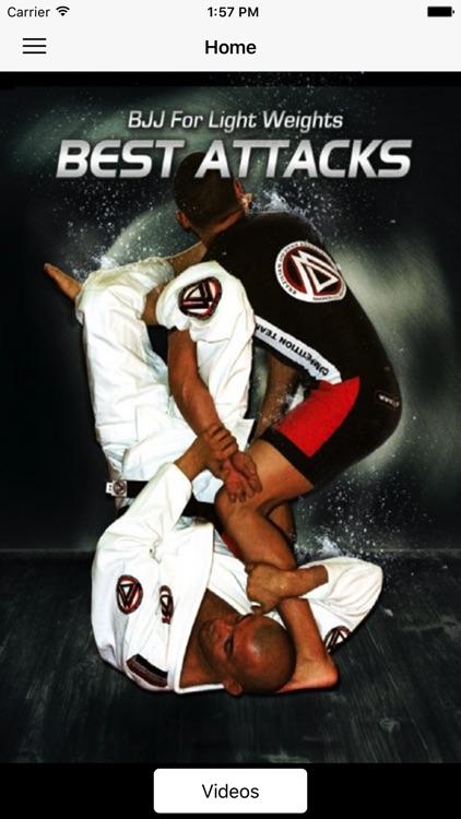 BJJ for Light Weights - Marcello's Jiu Jitsu Game