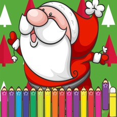 Activities of Merry Christmas Coloring for kid and Preschoolers