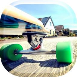 Skateboard Street 3D Free Edition