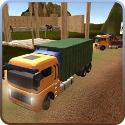 Animal Cargo Truck Drive