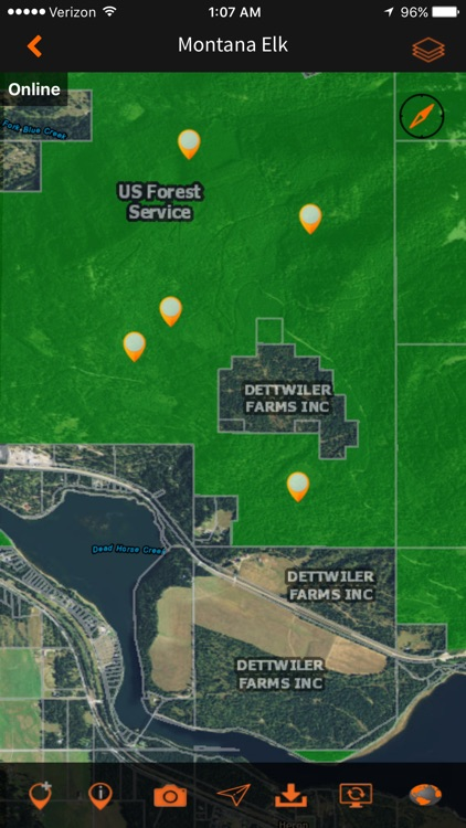 BaseMap: Hunting Maps, Draw Odds, Offline GPS