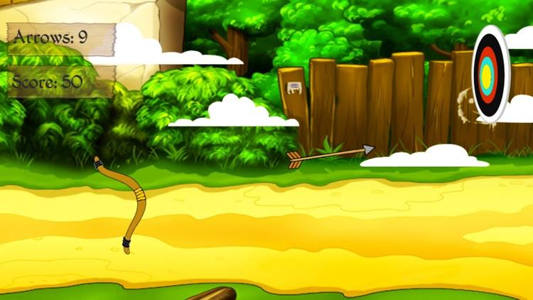 Archery Master King: Target Shooting game screenshot-3