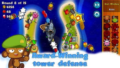 Bloons Monkey City Screenshot