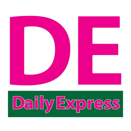 Daily Express Newspaper [Ghana]