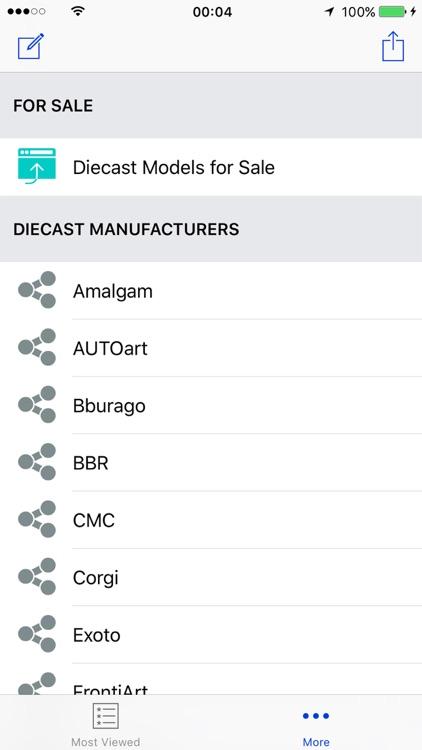 Diecast App screenshot-4