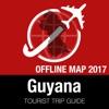 圭亚那 旅游指南+离线地图
