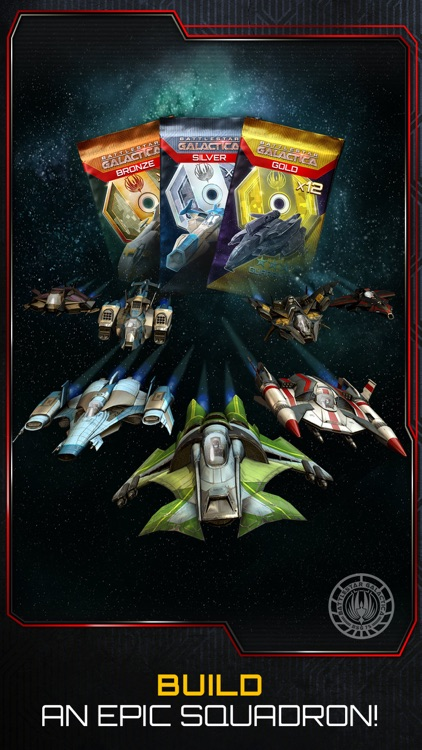 Battlestar Galactica: Squadrons™ screenshot-4