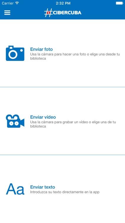 CiberCuba - Noticias de Cuba screenshot-4