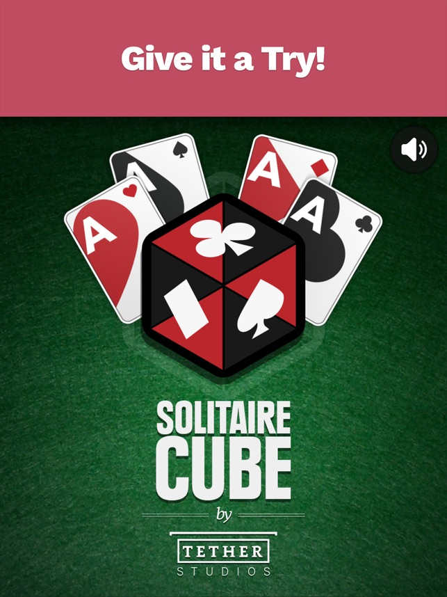 How to win your first $35 by playing game Solitaire Cube