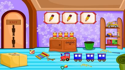 Escape Games-Amusing Kids Room-1