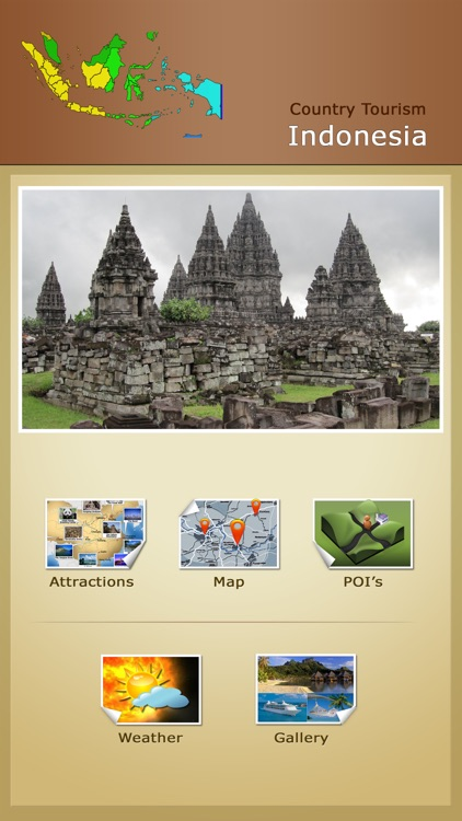 Indonesia Turism Guide screenshot-0