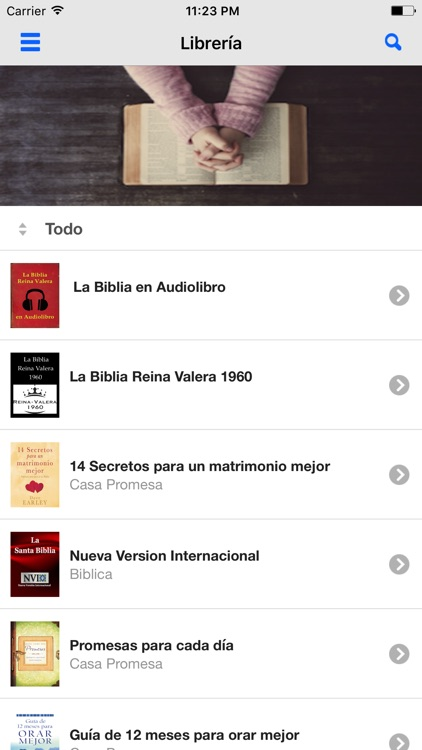 La Sagrada Biblia (Católica) screenshot-3