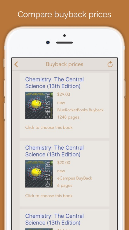 CampusWise: Textbook Buy, Sell + Rent screenshot-4