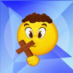 Christ-oji—Christian emoji keyboard icons