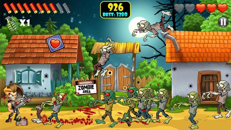 Zombie Area! screenshot-3
