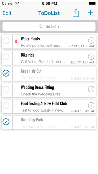 Ultimate To Do List With Reminder & Sharing screenshot one